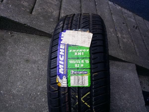 185/55R15 Michelin Energy XH1 82H