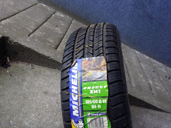 185/60R15 Michelin Energy XH1 84H