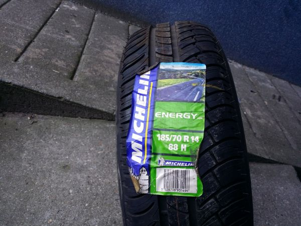185/70R14Michelin Energy E3A 88H